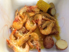 Garlic Butter Shrimp